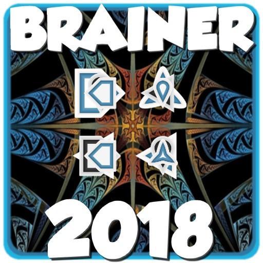 Brainer 2018 Fractal Logic (game)