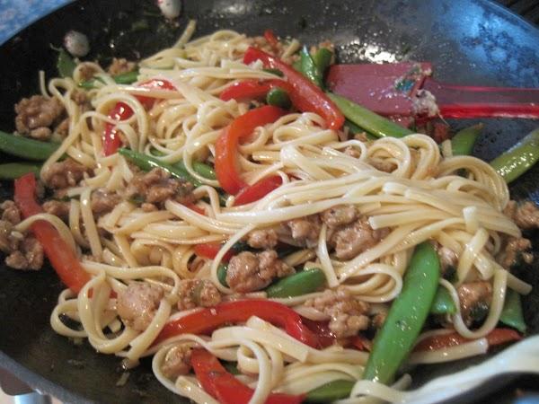 Saucy Stir Fried Asian Vegetables Recipe