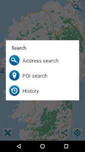 Map of Corsica offline 1.8 APK + MOD (Unlocked) 2