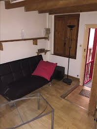 Studio meublé 22,57 m2