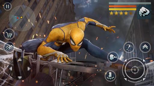 Super Spider Rope Hero - Strange Gangstar Vegas 1.0.2 screenshots 11
