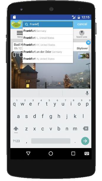kostenlos android app weatherface app vorstellungen. Black Bedroom Furniture Sets. Home Design Ideas