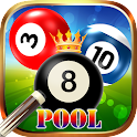 Snooker Billiard & pool 8 ball icon