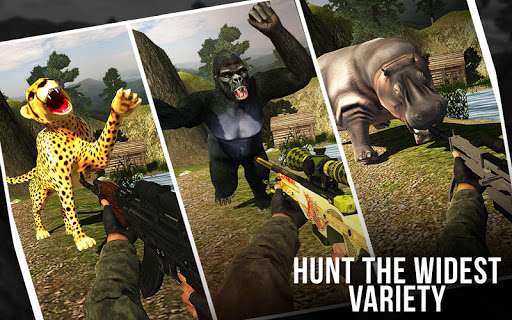 Ultimate Deer Hunting 2018: Sniper 3D Games screenshots 12
