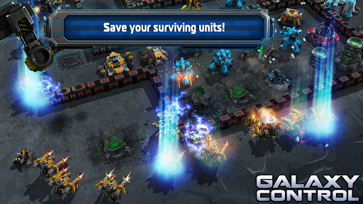 Galaxy Control: 3D strategy  screenshots 8