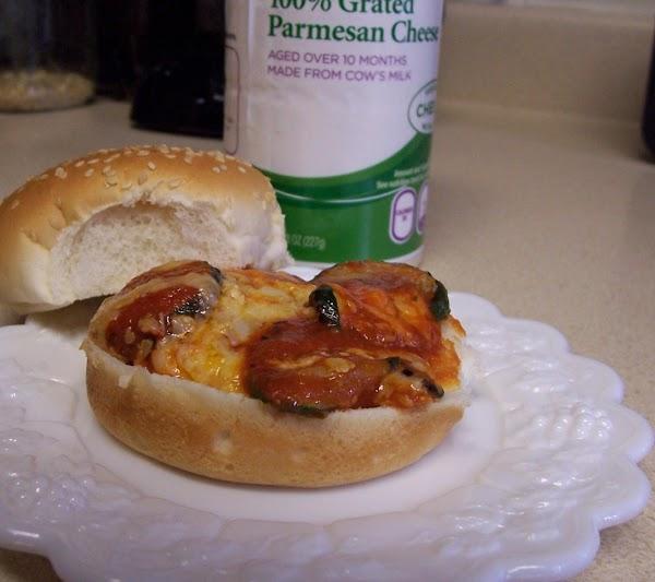 Zucchini Sandwiches My Dads Recipe