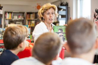 Photo: Freche Leserezepte - Workshop mit Brigitte Weninger in der AK-Bücherei Eisenstadt