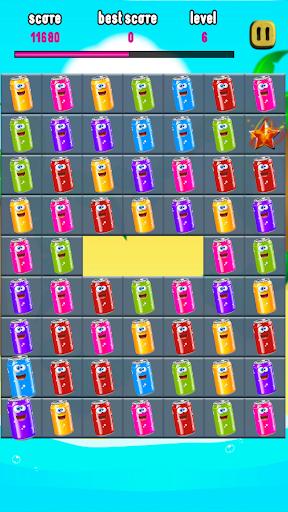 Smash Cans - Match 3 apktram screenshots 6