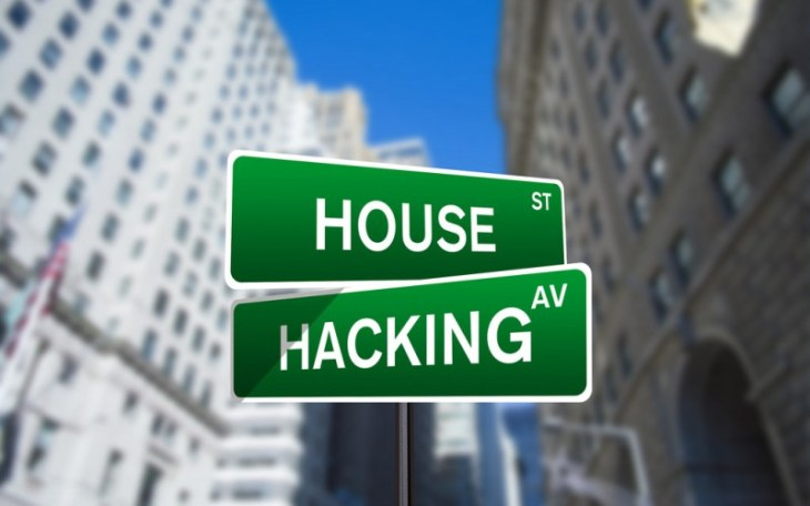 House-hacking approach
