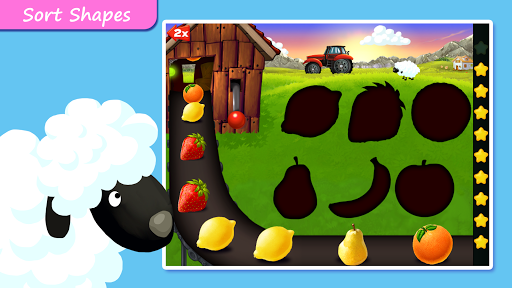 First Shapes - Early Learning Game for Toddlers image   2