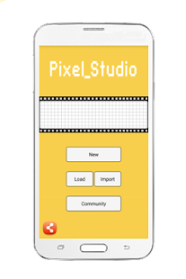 Pixel Art Studio- screenshot thumbnail