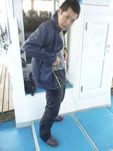 Photo: ニシゾノさんは、散々な一日でした。
