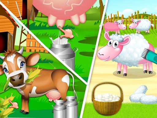 Little Farmer - Farming Simulator - Kids Games screenshots 11