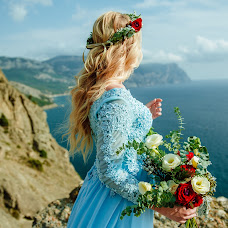 Wedding photographer Evgeniya Tyukhtina (geneva91). Photo of 18.10.2016