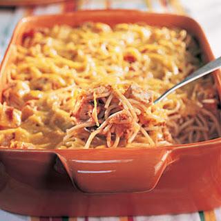 Healthy Chicken Spaghetti Recipes