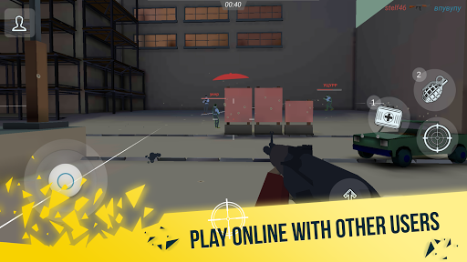 Mental Gun 3D: Pixel FPS Shooter filehippodl screenshot 3