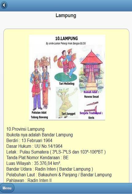 Download Suku Dan Adat Indonesia Apk Latest Version 1 3 For