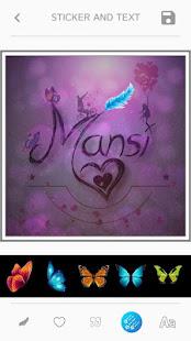 Download Heart Overlay Name Art For PC Windows and Mac apk screenshot 8