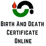 Birth And Death Certificate Online 3.1