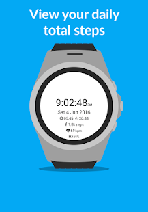Athletica WatchFace Pro- screenshot thumbnail