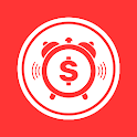Cash Alarm: Gift cards & Rewards for Playing Games icon