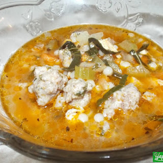 Italian Wedding Soup new