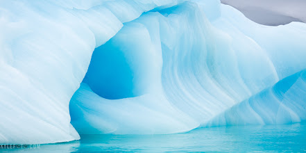 Photo: Ice Haiku Canadian Arctic From the blog http://www.kylefoto.com  from a glacier the ice steals away the warmth yet I feel comfort