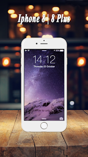Launcher new for phone 8 - ilauncher - náhled