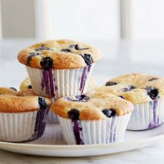 Blueberry Coffee Cake Muffins.
