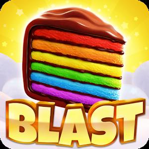 Cookie Jam Blast - Match & Crush Puzzle 3.90.126 APK MOD