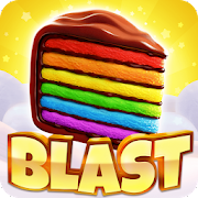 Cookie Jam Blast - Match & Crush Puzzle