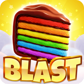 Cookie Jam Blast: New Match 3 Puzzle Saga Game