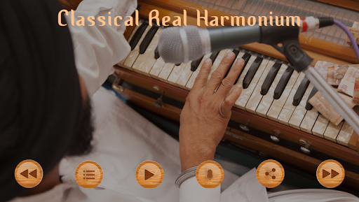Real Harmonium - Real Sounds app (apk) free download for