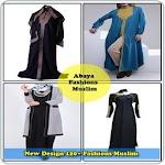 Abaya Fashions Moslem Icon