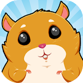 Tickling Pet: Hamster Android APK Download Free By DreamHat Games