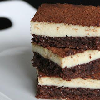 Tiramisu Brownies [Vegan, Gluten-Free]