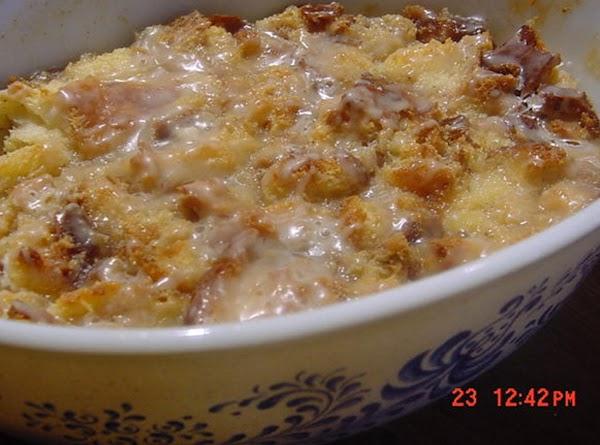 Bread Pudding (bonnie's) Recipe