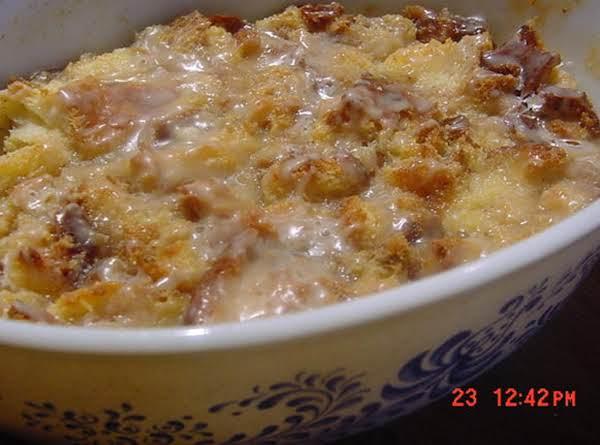 Bonnie's Bread Pudding