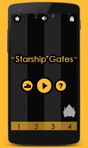 Star Ship Gates : Space Subway