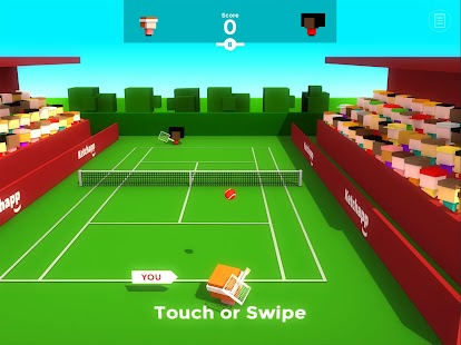 Ketchapp Tennis- screenshot thumbnail