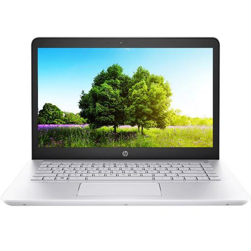 Máy tính xách tay/ Laptop HP Pavilion 14-bf036TU (3MT77PA) (Bạc)