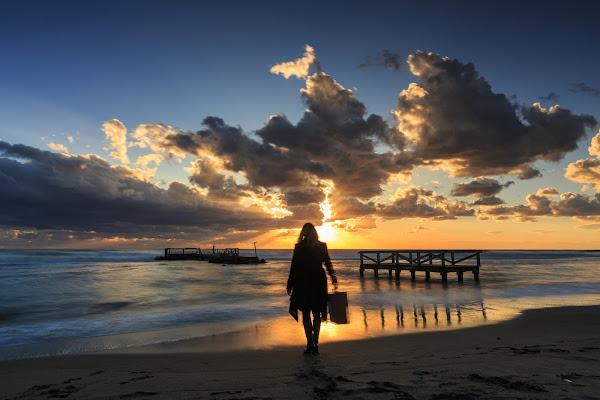 Nel sole, nel mare
