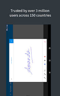 SignEasy | Sign and Fill PDF and other Documents- screenshot thumbnail
