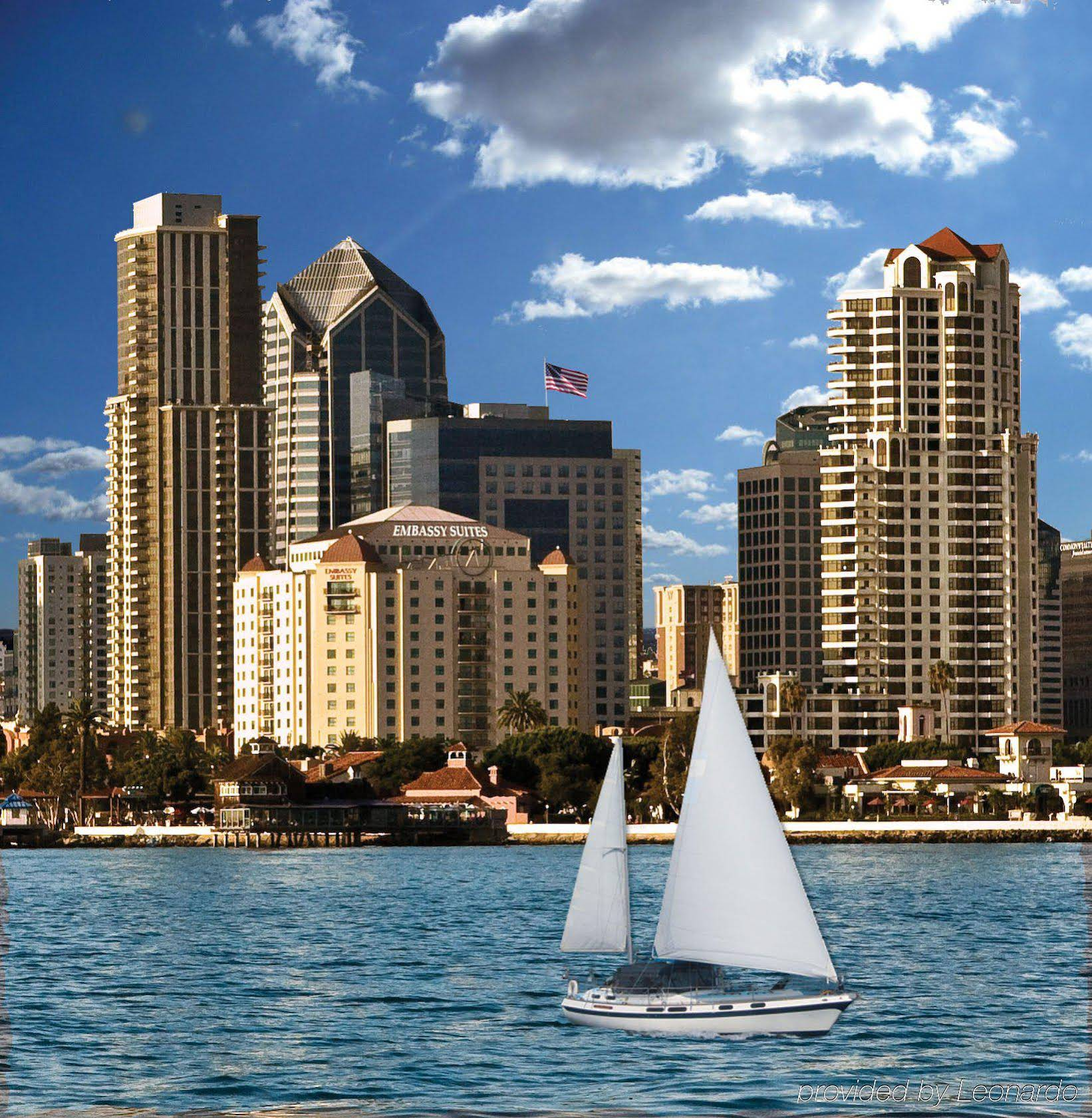Apartments San Diego Area: EMBASSY SUITES SAN DIEGO BAY DOWNTOWN