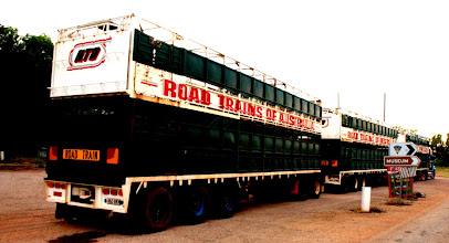 Photo: Year 2 Day 217 - Road Trains of Australia