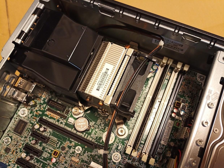 CPU廻り