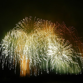 Casino Lac Leamy-Competition by Wayne Paton - Abstract Fire & Fireworks ( fireworks )