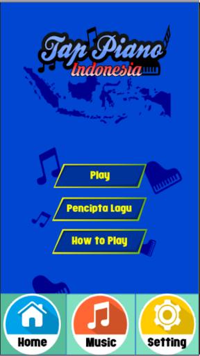 玩免費音樂APP|下載Tap Piano Indonesia app不用錢|硬是要APP