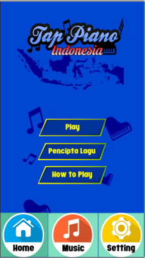 Tap Piano Indonesia