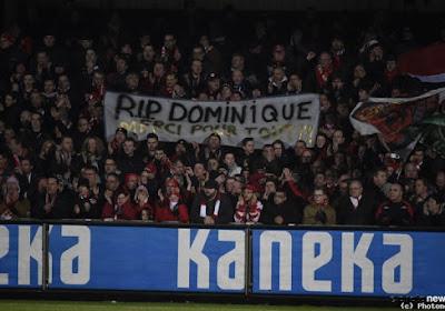 La touchante minute d'hommage à Dominique D'Onofrio au Kuipje